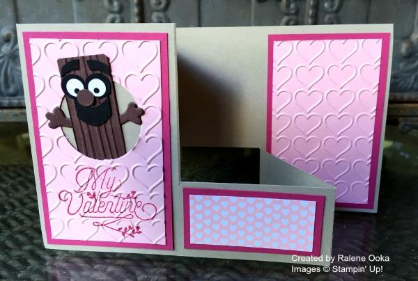Woody Valentine Card