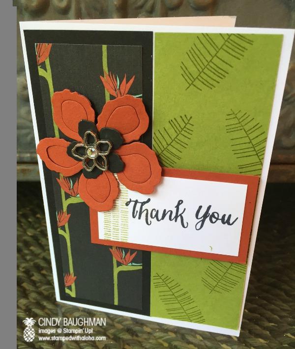 Botanical Gardens Note Card