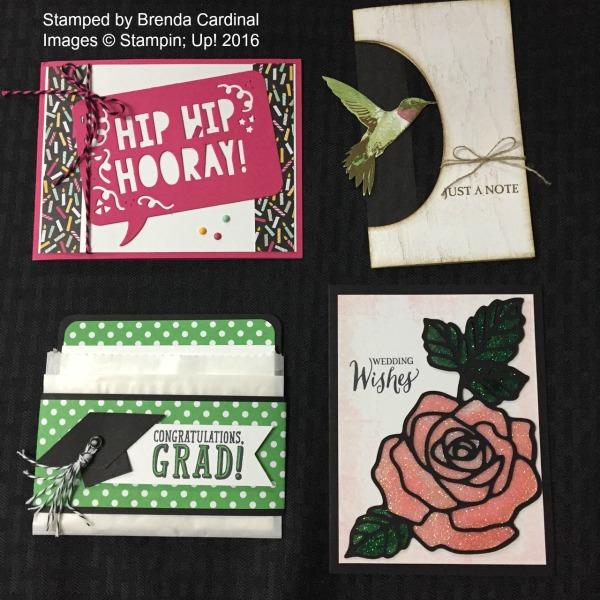Brenda's Cards - www.stampedwithaloha.com