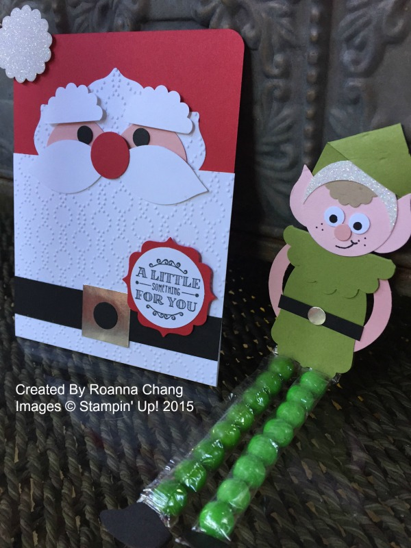 Roanna's Christmas Projects - www.stampedwithaloha.com