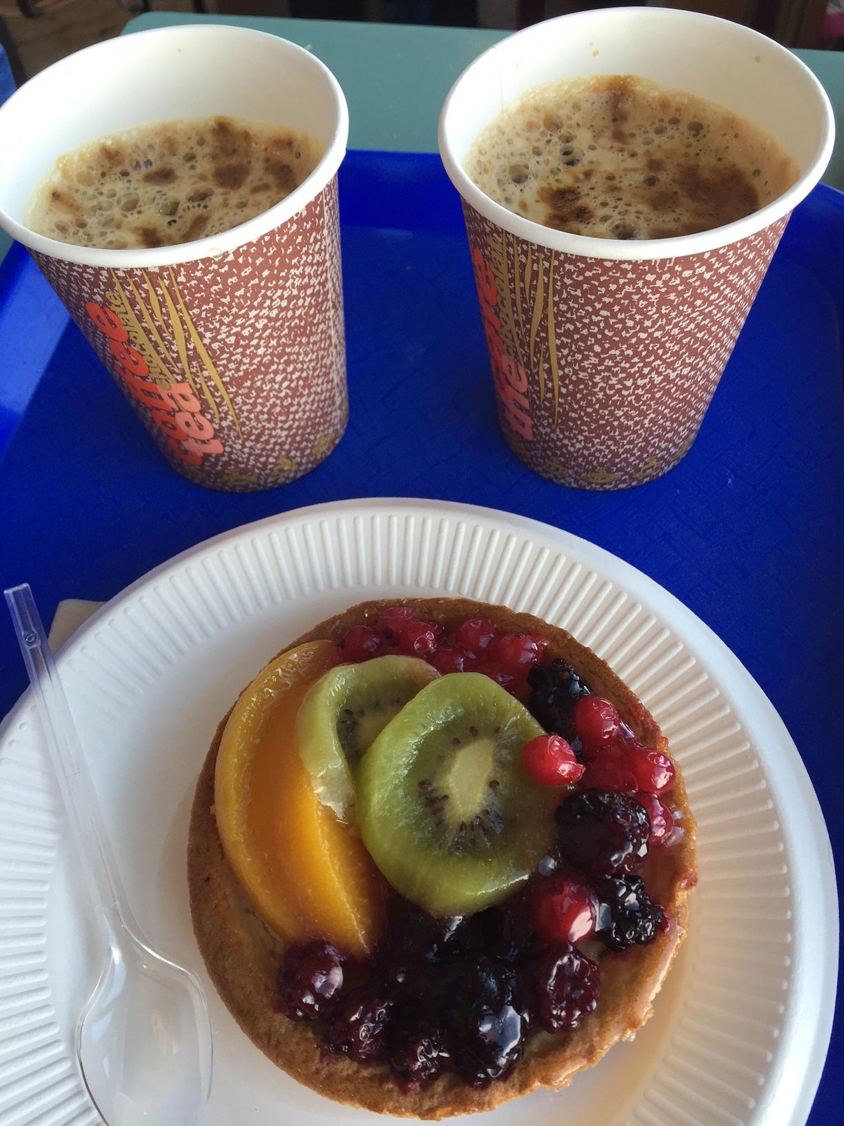 Fruity French Treat - www.stampedwithaloha.com