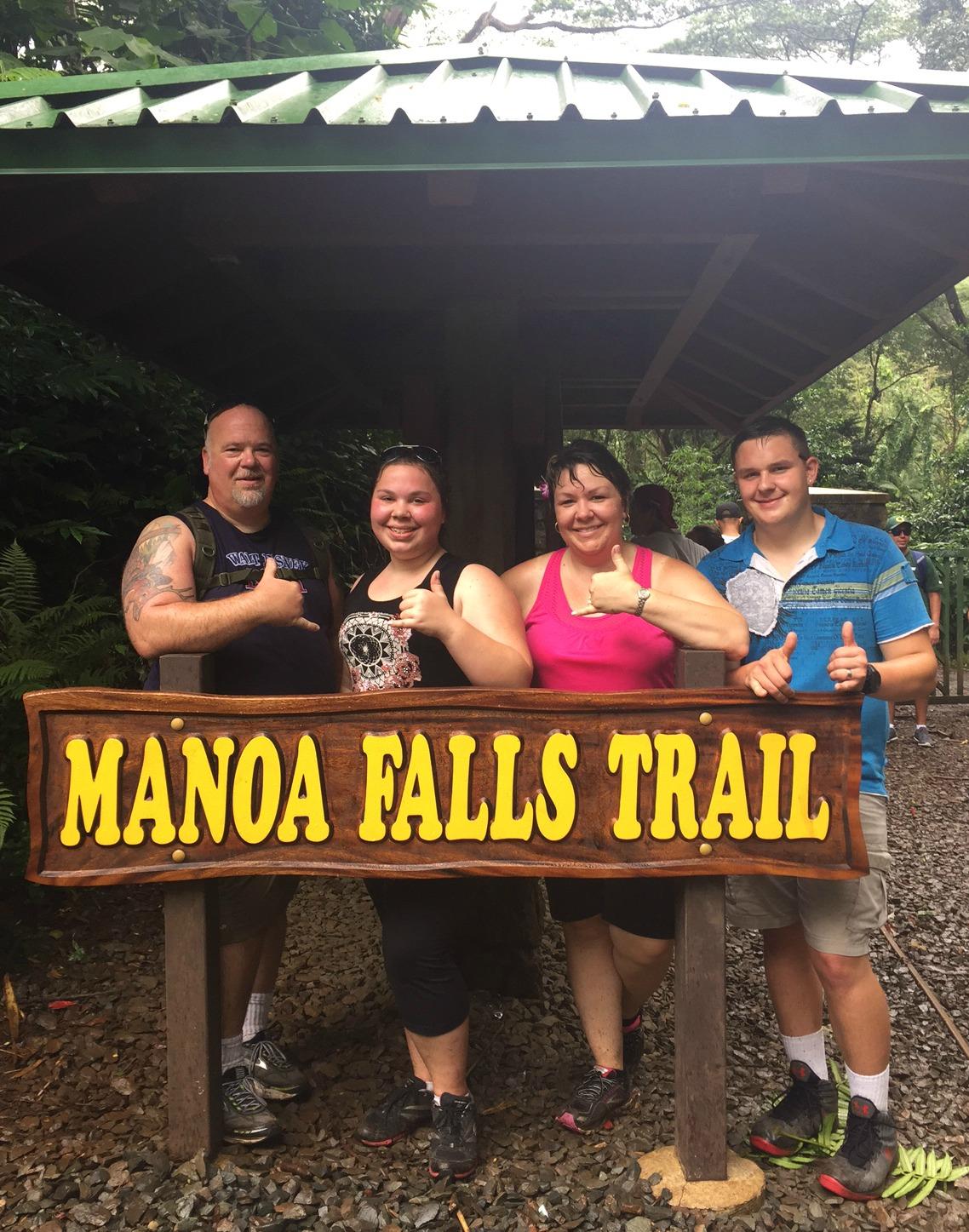 Manoa Falls Hike - www.stampedwithaloha.com