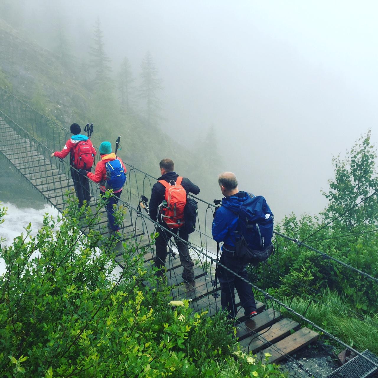 Tour Du Mont Blanc - www.stampedwithaloha.com