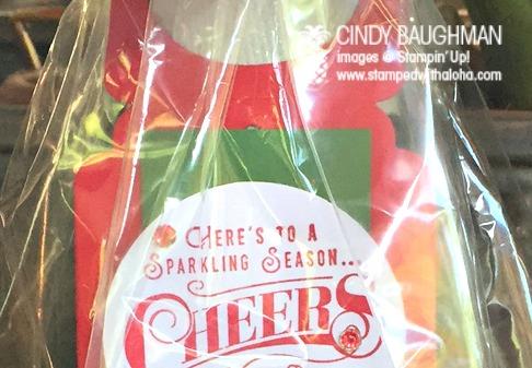 Sneak Peek Gift - www.stampedwithaloha.com
