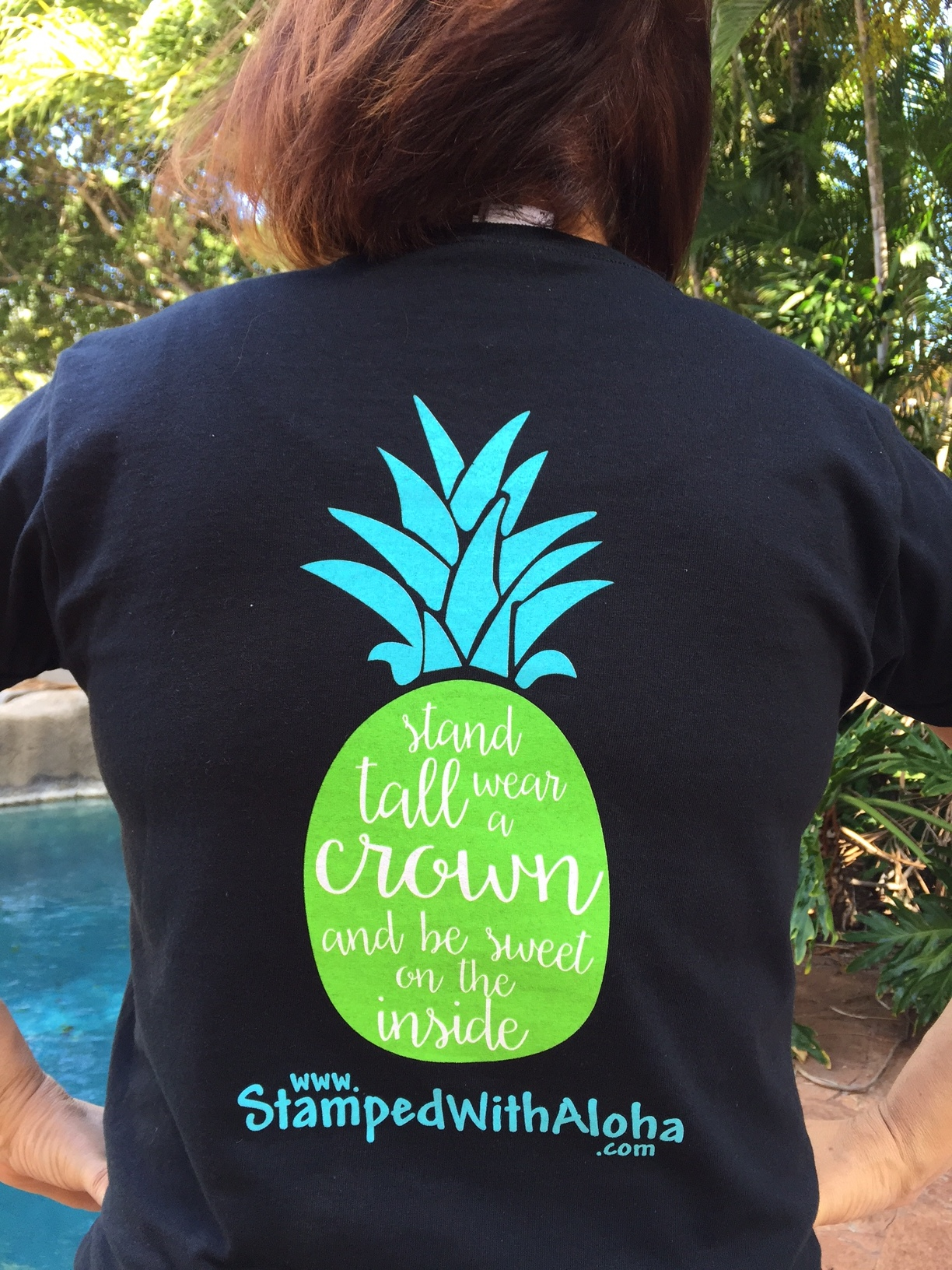 Stamped With Aloha T-Shirts - www.stampedwithaloha.com