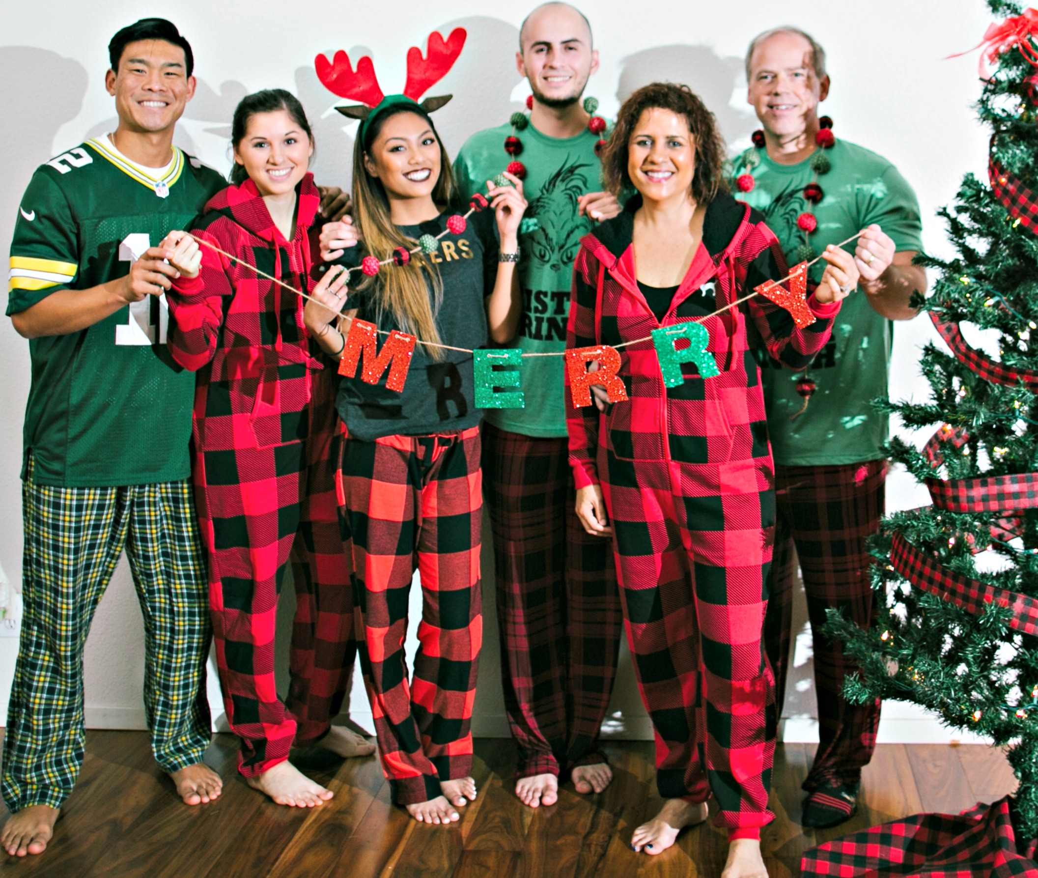 Surprise Pajama Party - www.stampedwithaloha.com