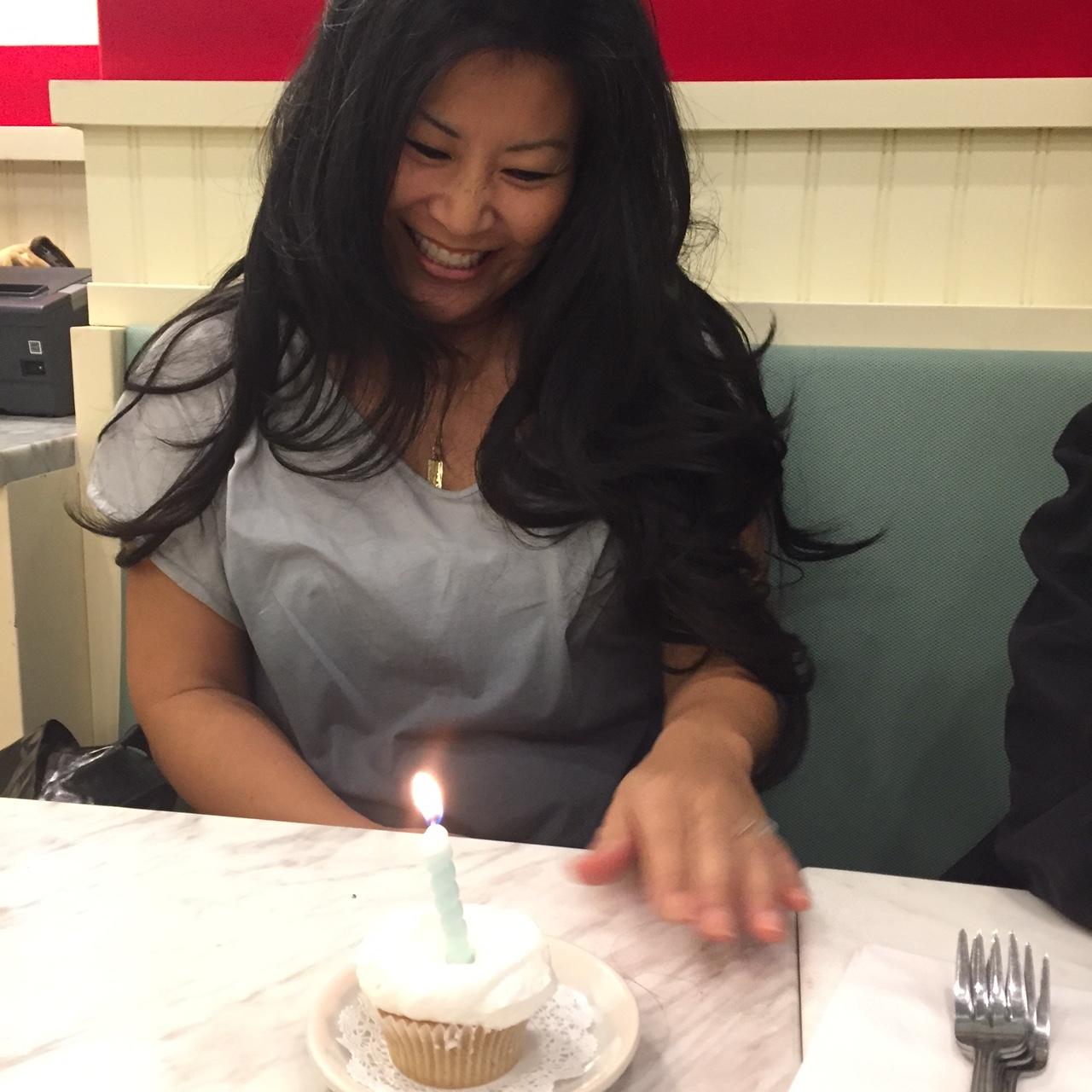Happy Birthday to Cindy - www.stampedwithaloha.com