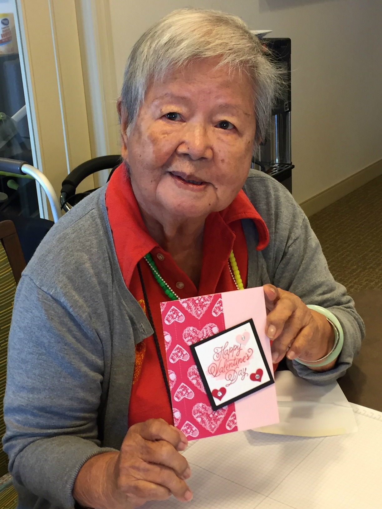 Valentine Card Class - www.stampedwithaloha.com