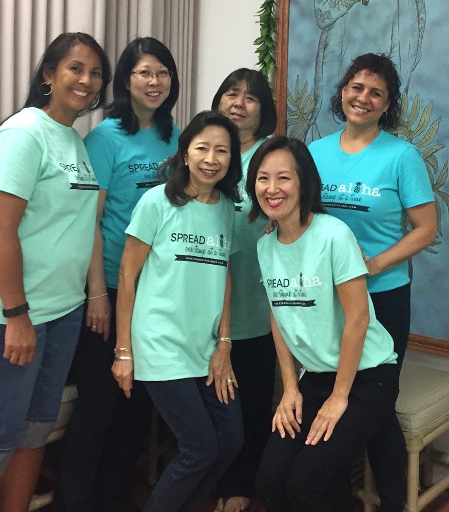 SWA Event Team - www.stampedwithaloha.com