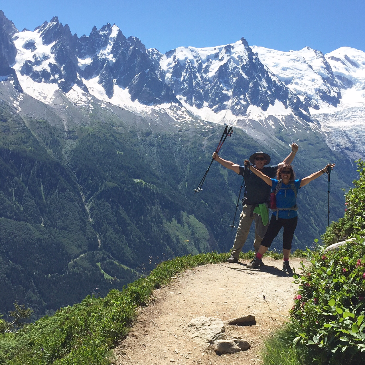 Final Day- Tour Du Mont Blanc - July 2016