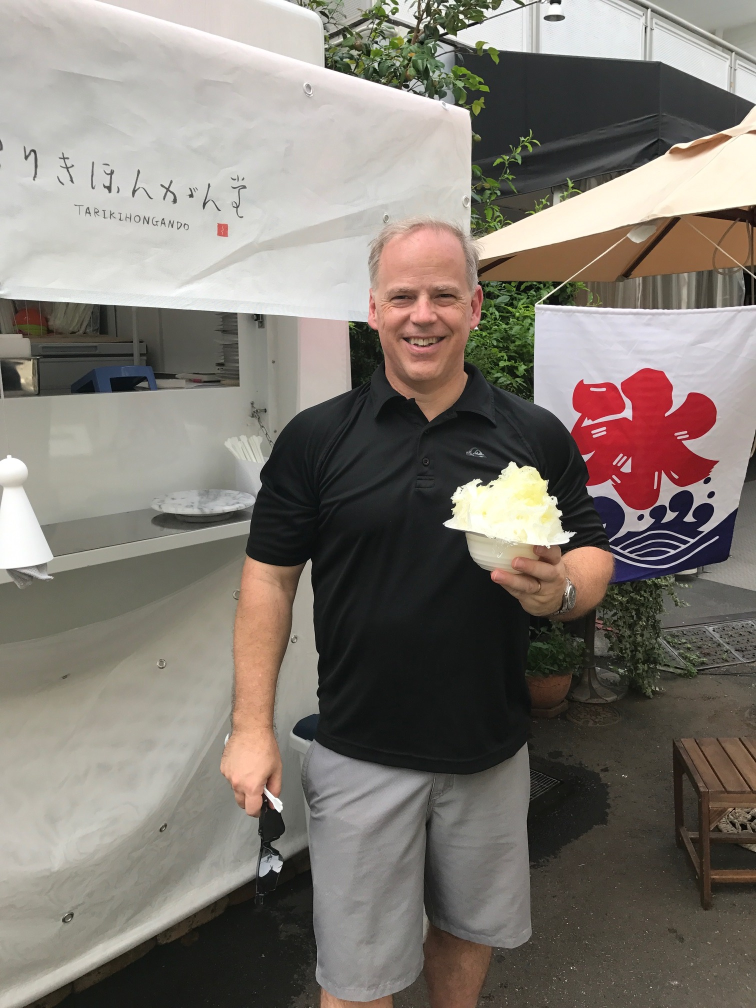 Delicious Shave Ice in Japan