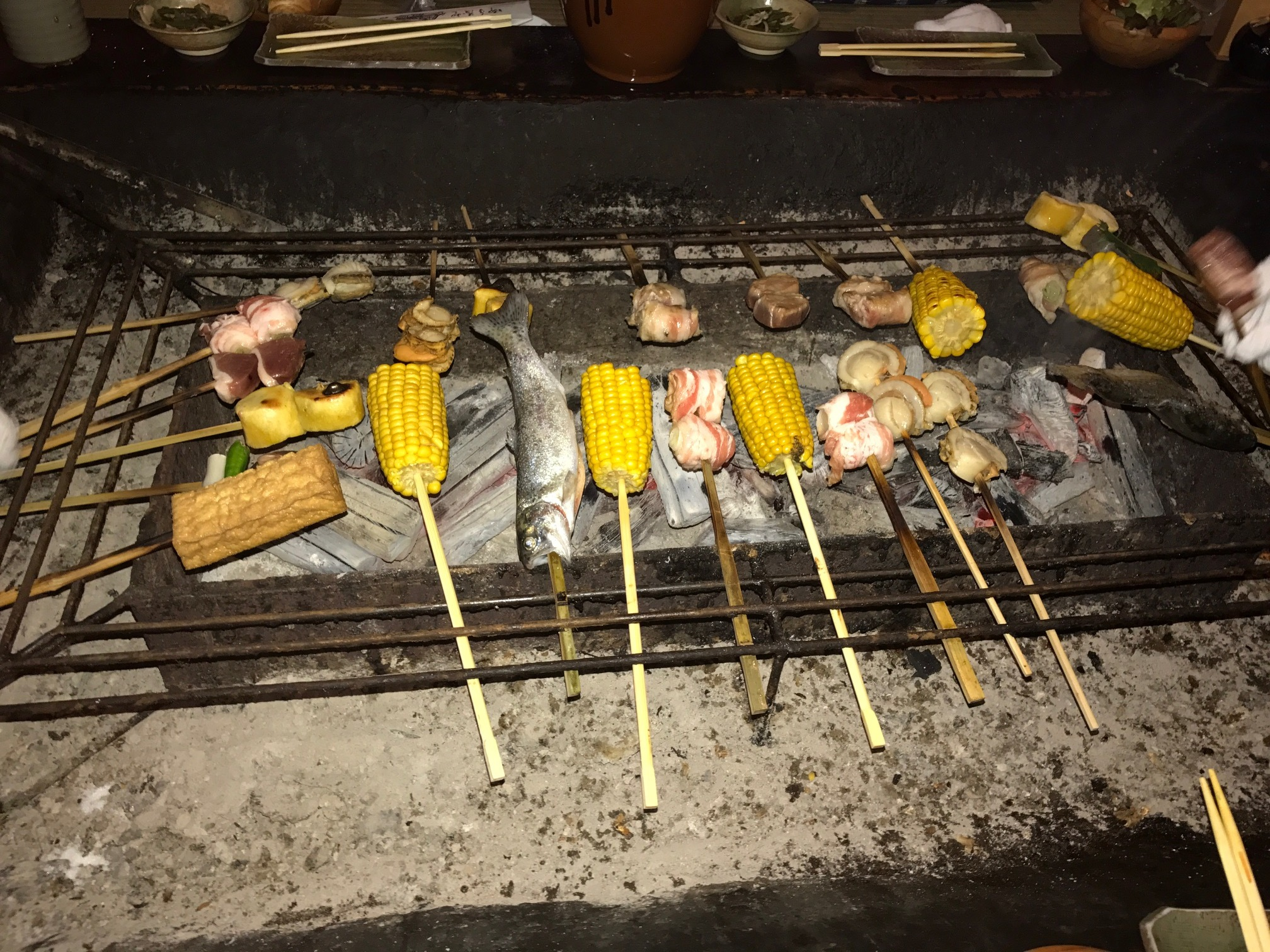 Japanese Barbeque