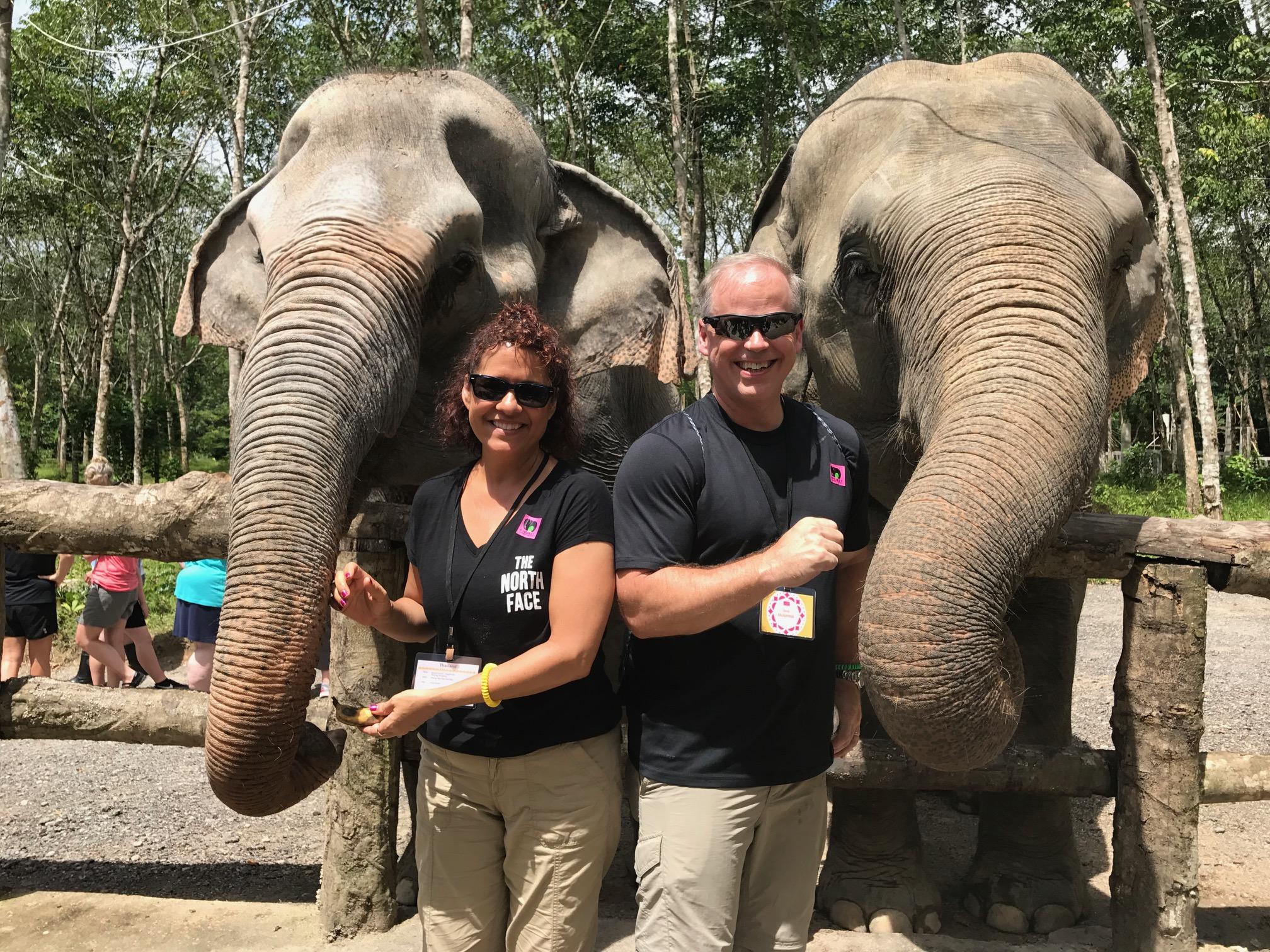 Phuket Elephant Sanctuary - www.stampedwithaloha.com
