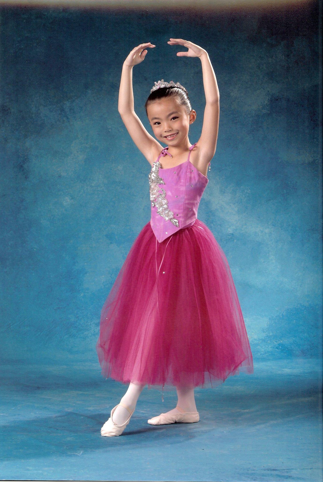 Aria the Ballerina