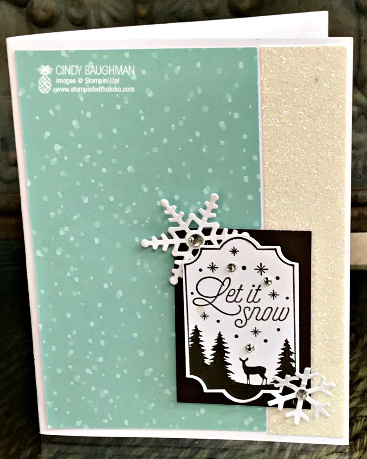 Christmas Around The World Card