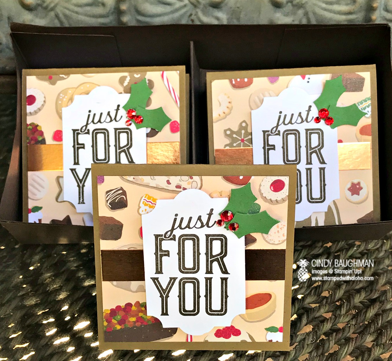 Christmas Around The World Boxed Note Cards