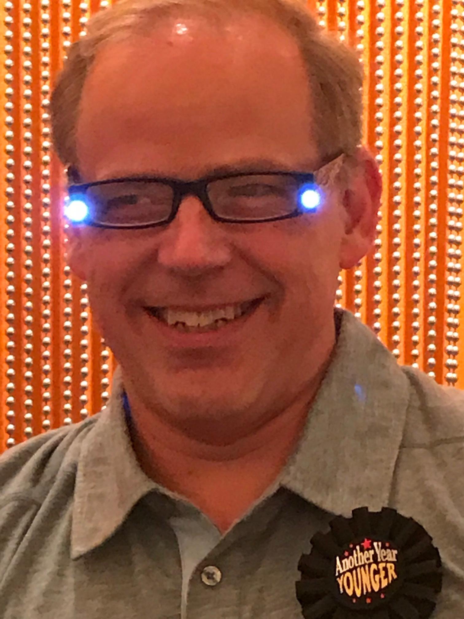 Dereks bday glasses