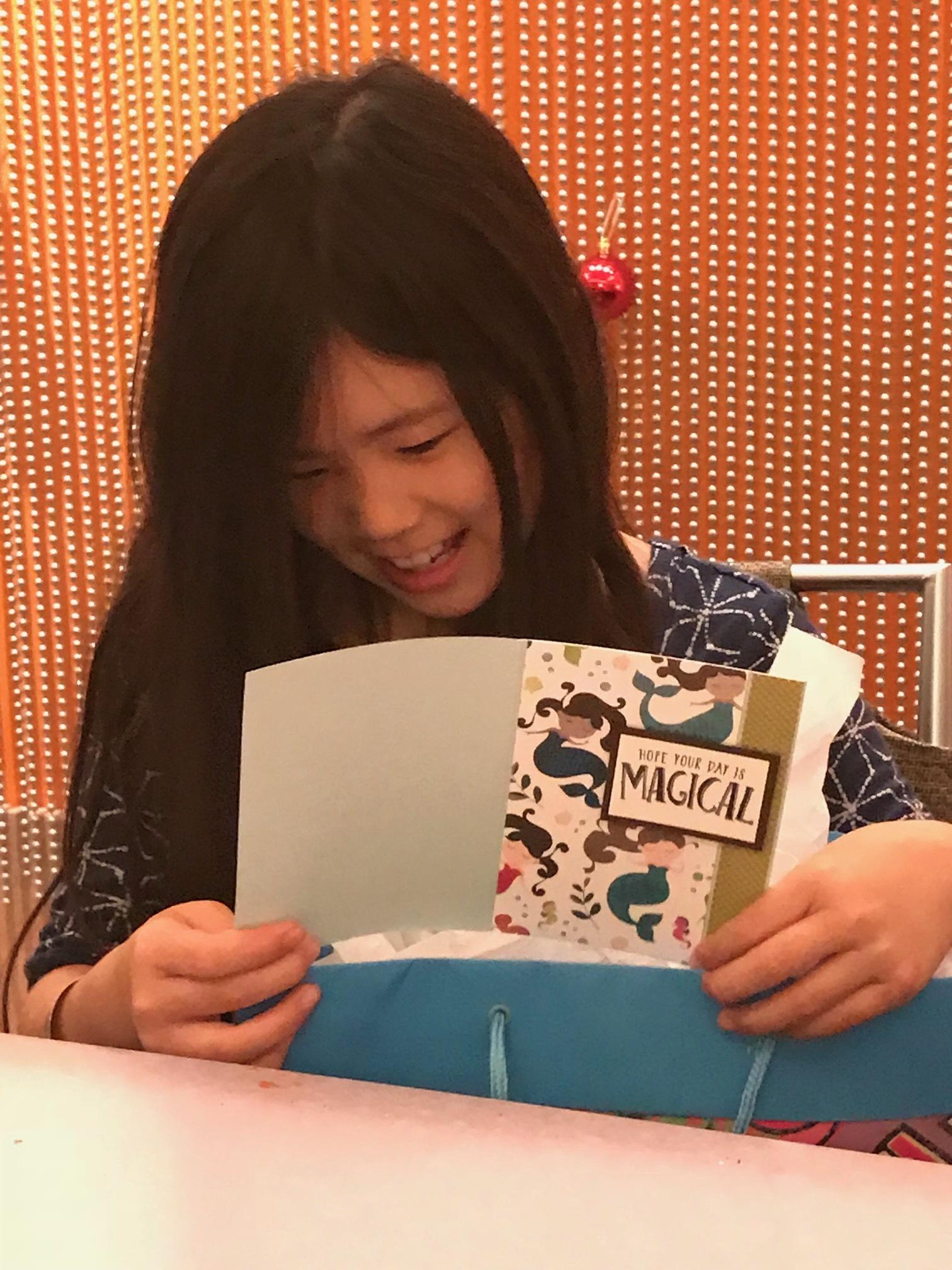 Raymee's birthday card - www.stampedwithaloha.com