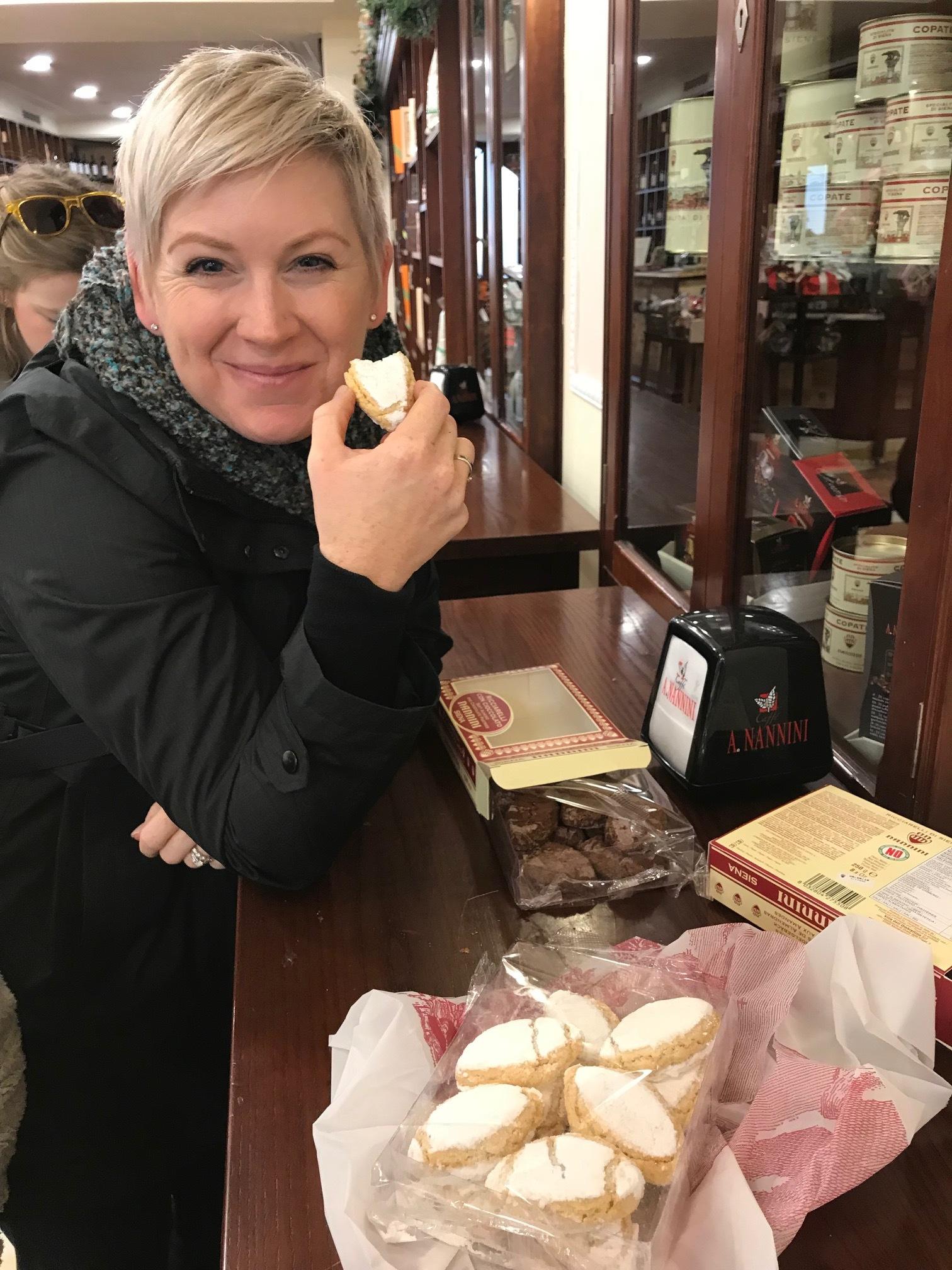 Nannina Bakery, Sienna