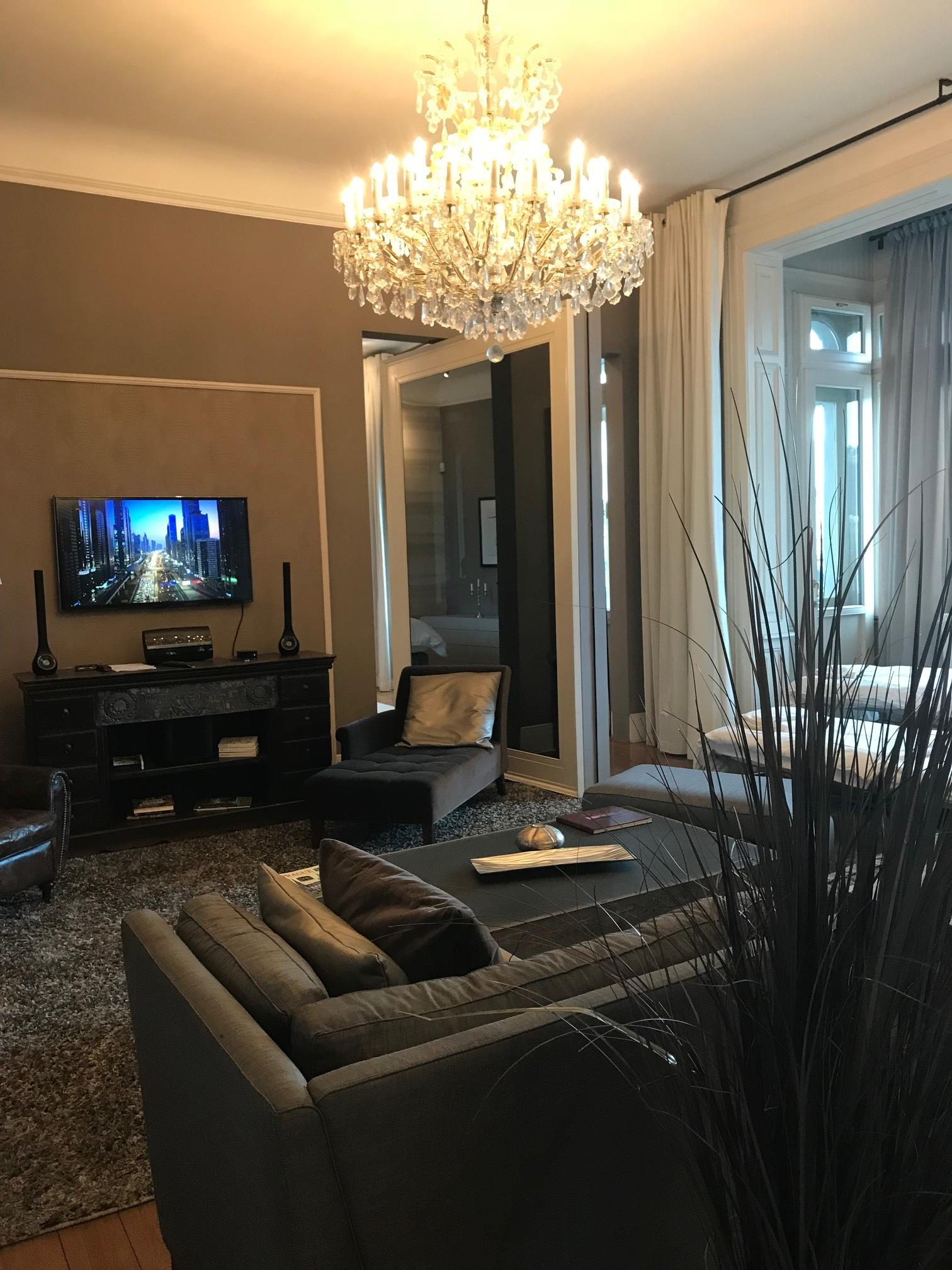 Our apartment in Prauge
