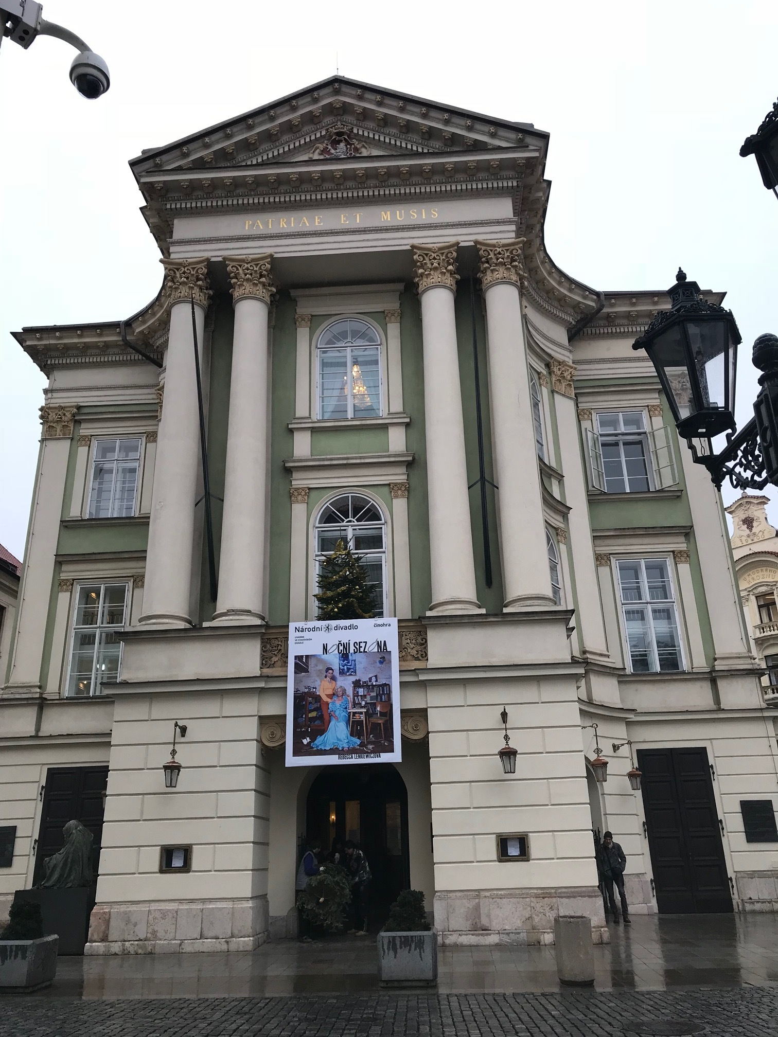 Where Mozart debuted Don Giovani