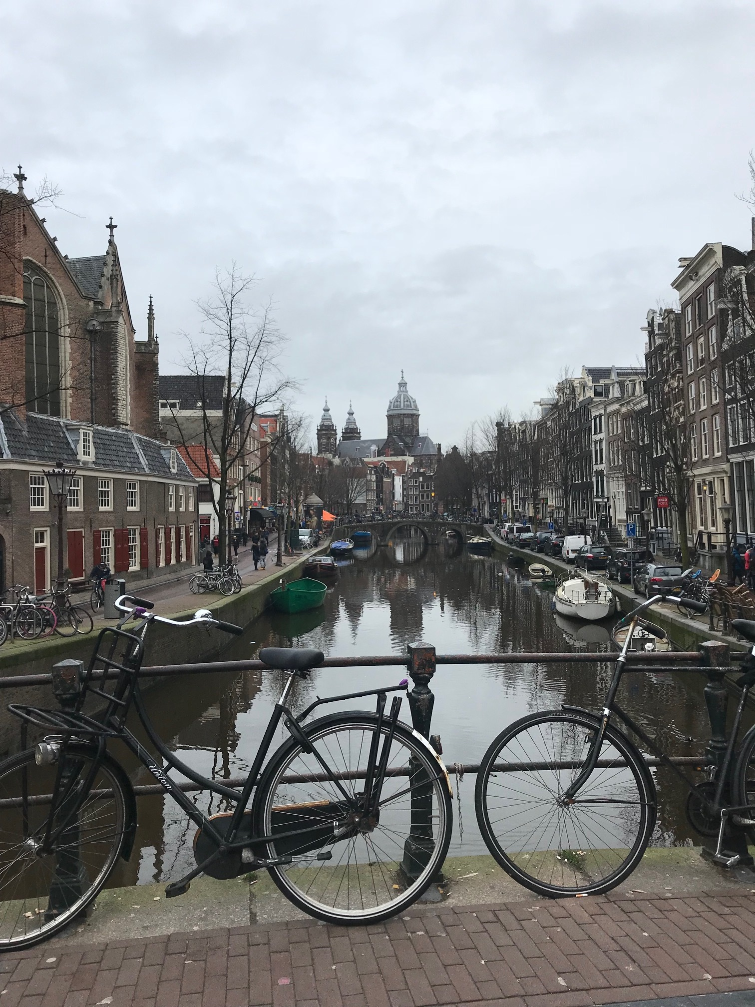 Amsterdam Canals