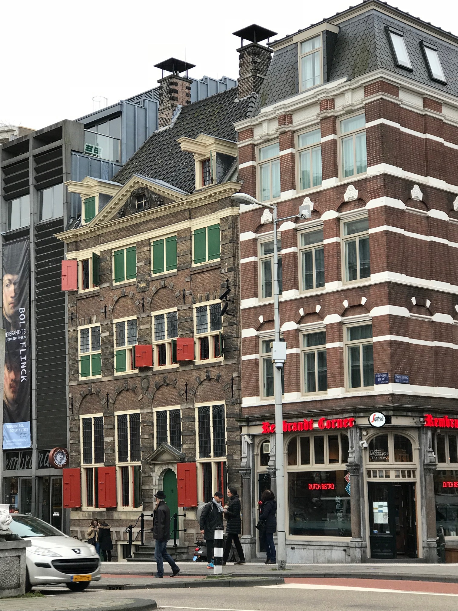 Remlrants House - Amsterdame