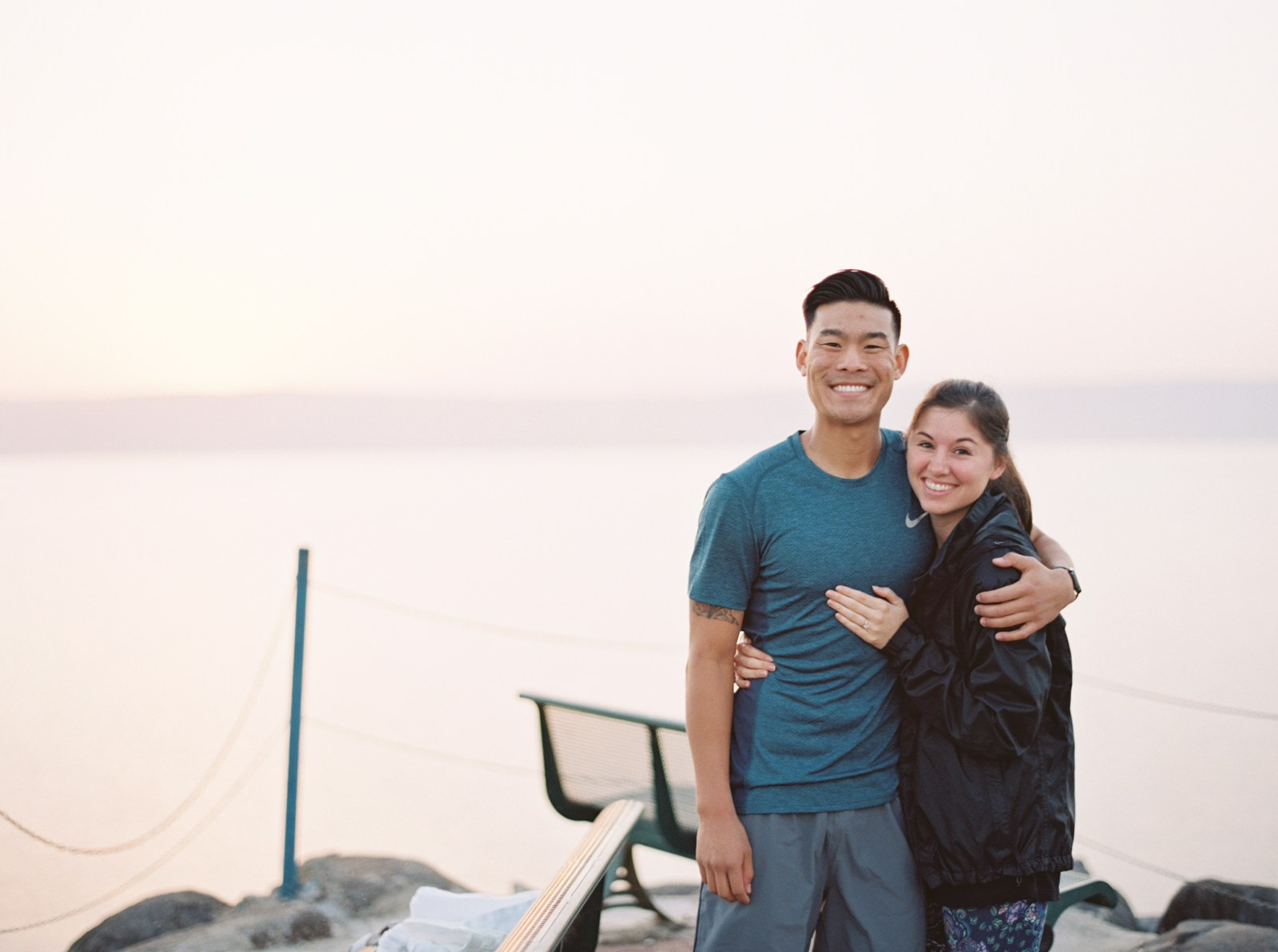 Pastor Brett and Jess are engaged!