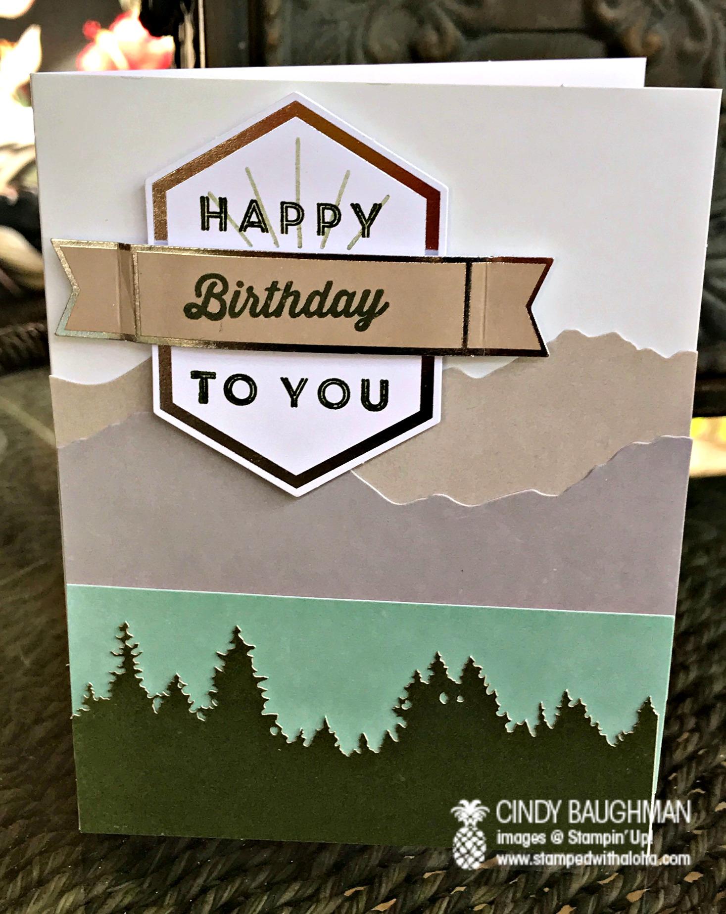 May Paper Pumpkin Card