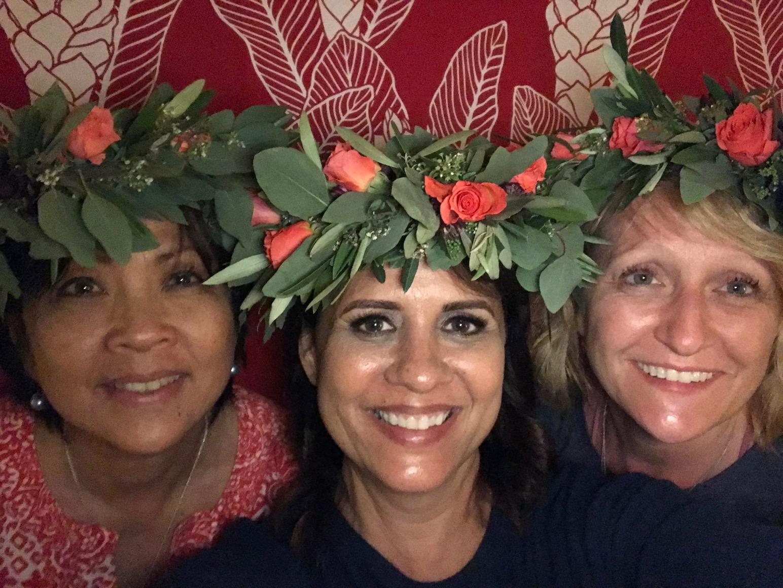 Linda, Cindy and Lisa