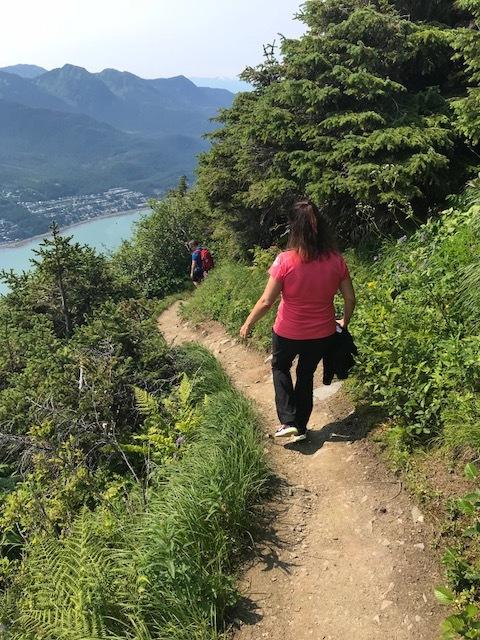 Mt. Roberts Trail, Juneau