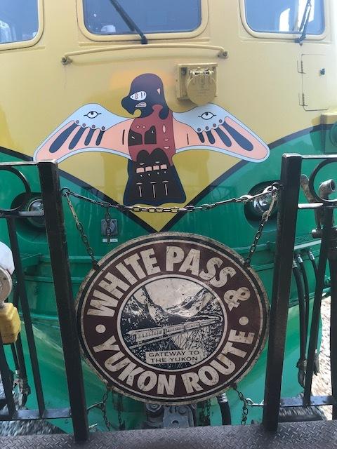 White Pass Yukon Train