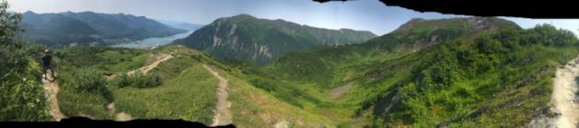 Mt. Roberts Hike, Juneau