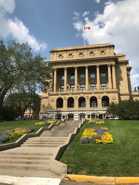 Edmonton Legislature