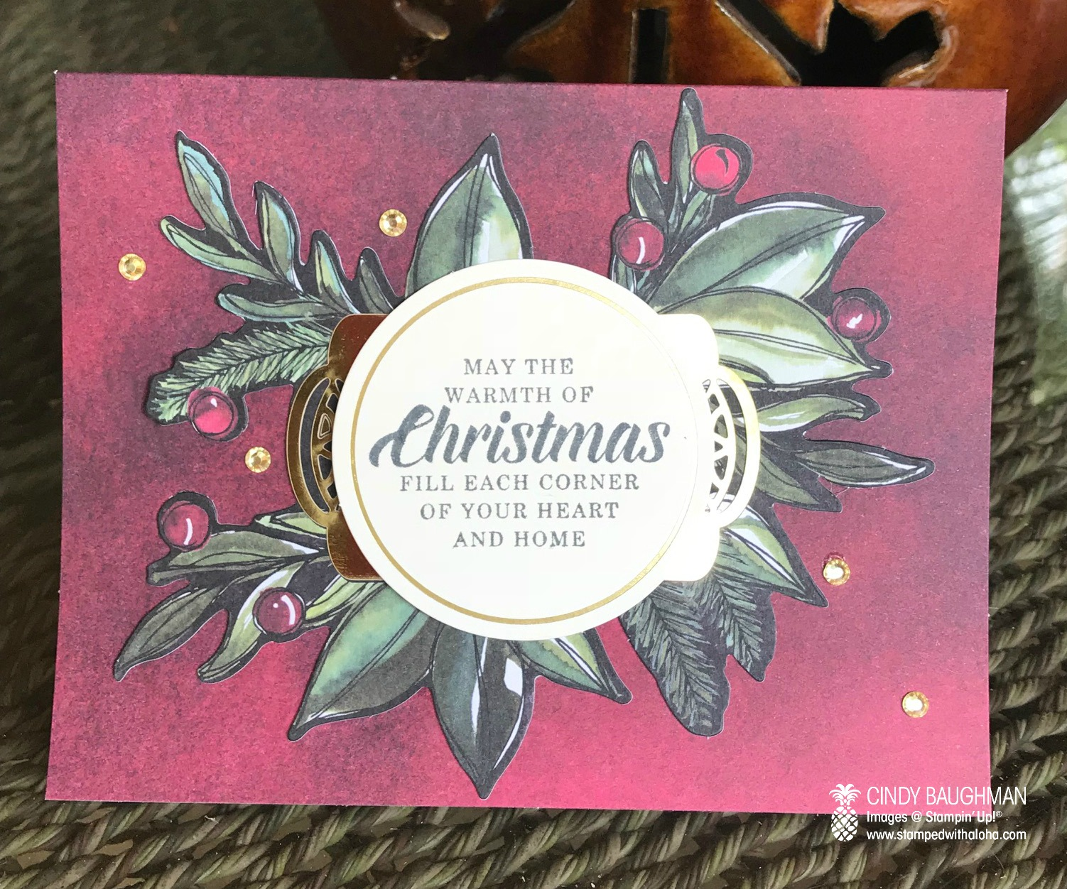 Timeless Tidings Card