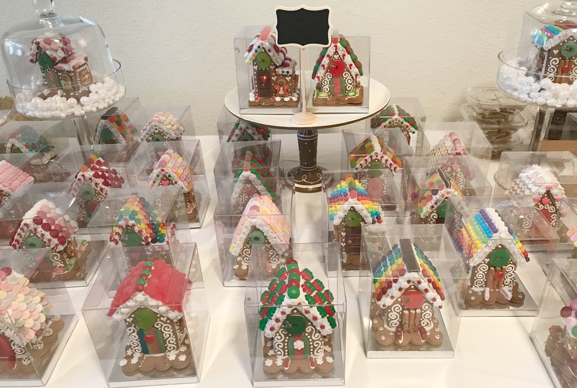 Gingerbread Houses by Zoe, Hawaii