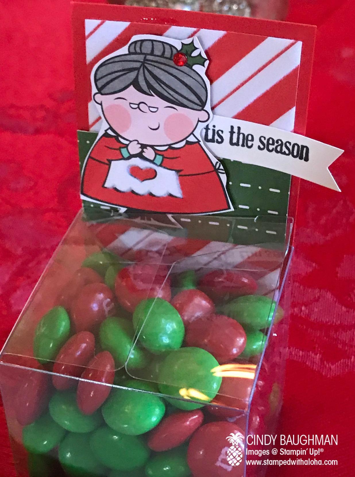 Santa's Workshop Tiny Treat Favor