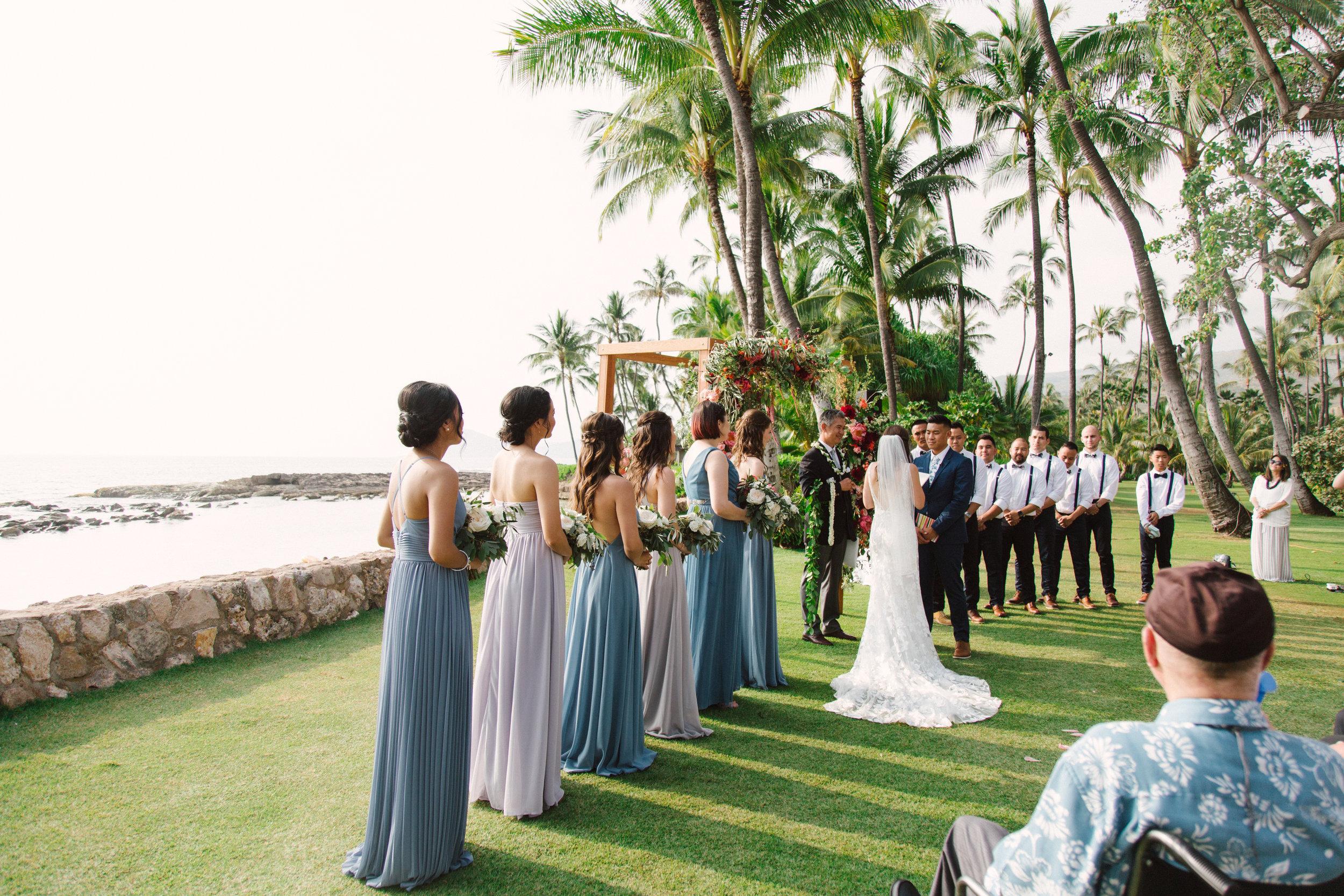 Brett and Jessica's wedding