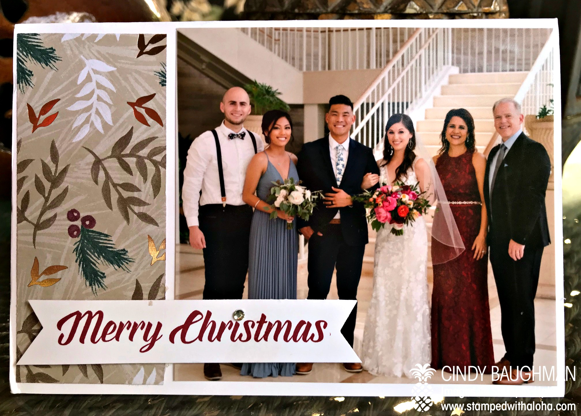 2018 Baughman Family Christmas Card