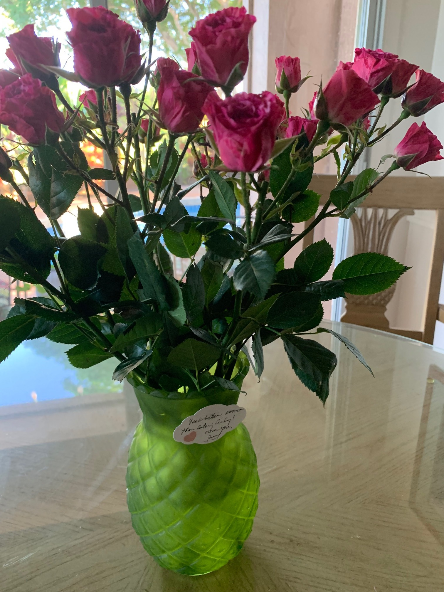Flowers from Zeny