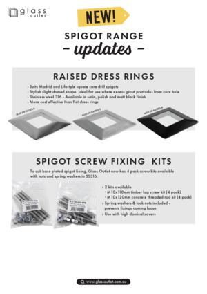 Spigot range updates