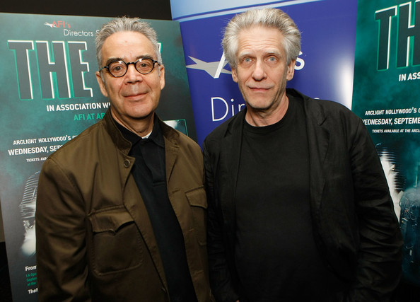 Howard Shore - David Cronenberg