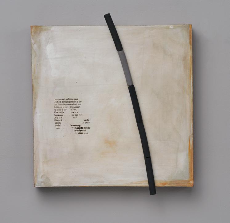 "Findings/ #011, 13""x13""x4"", 2012"