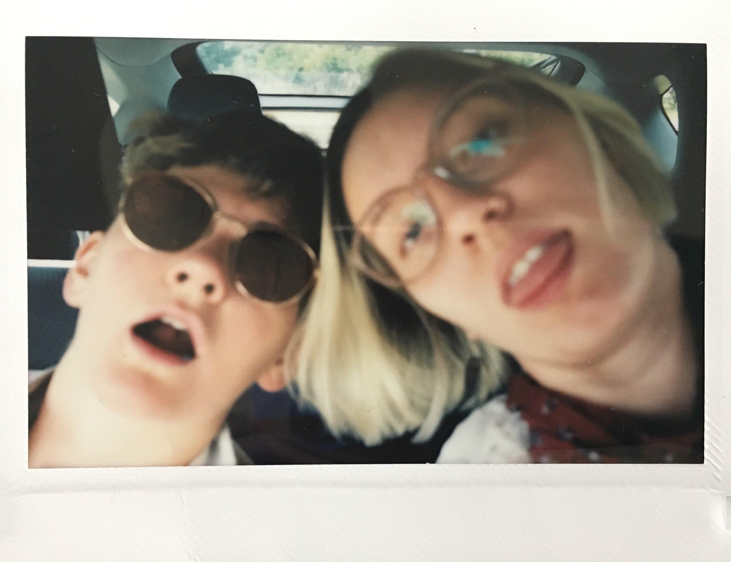 Ruby Dunphy and Haley Freedlund