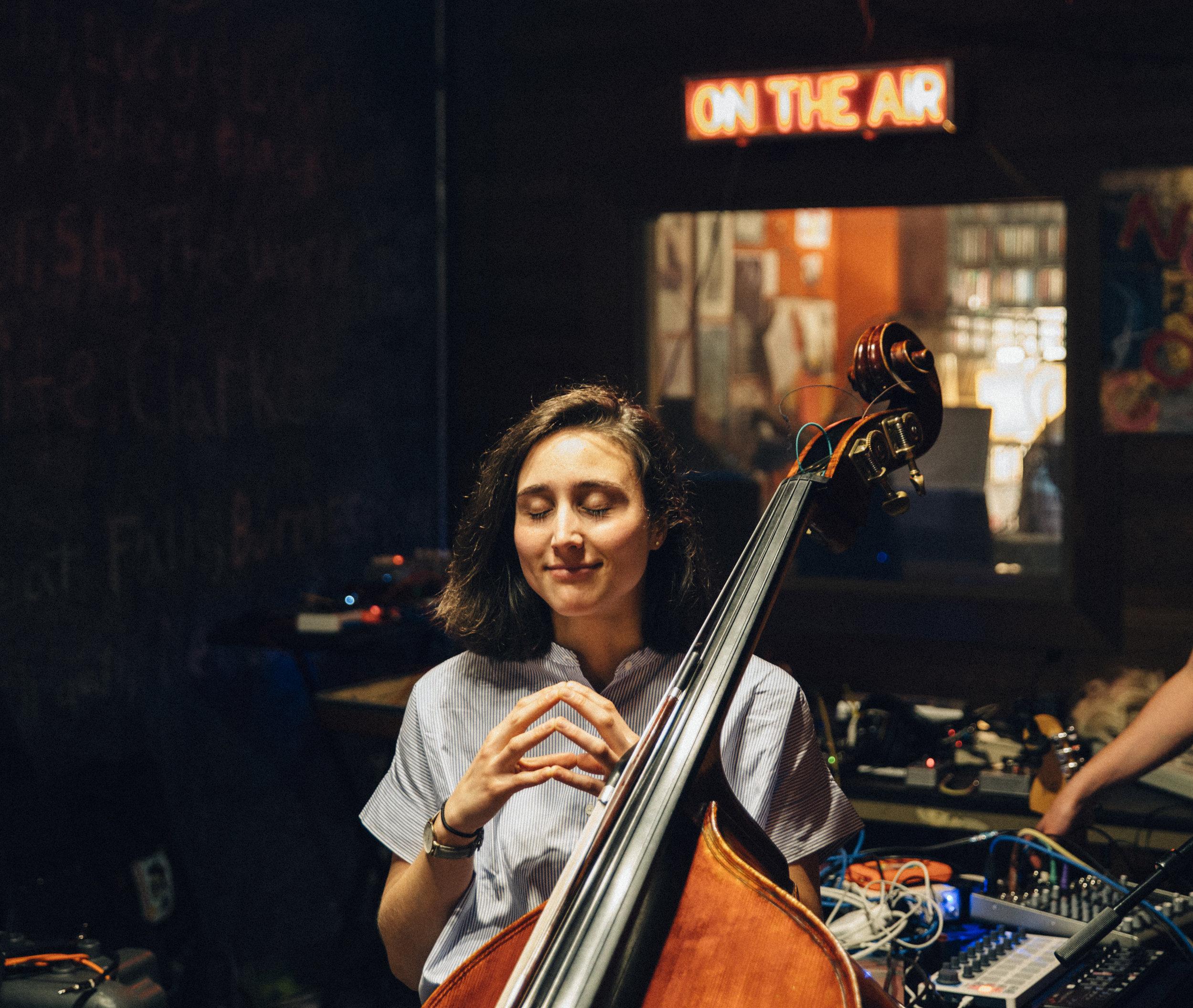 Abbey Blackwell at Hollow Earth Radio