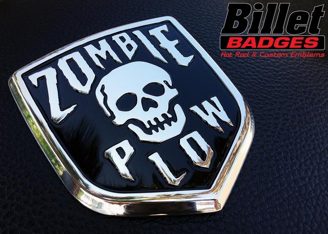 Zombie Plow