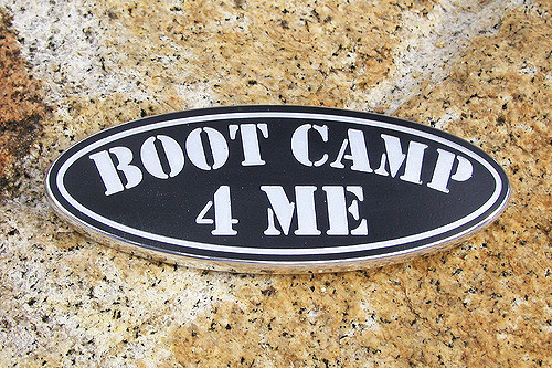 Boot Camp For Me