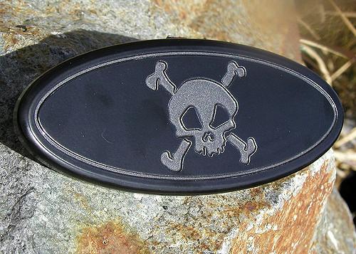 Rock-N-Roll Offroad Skull
