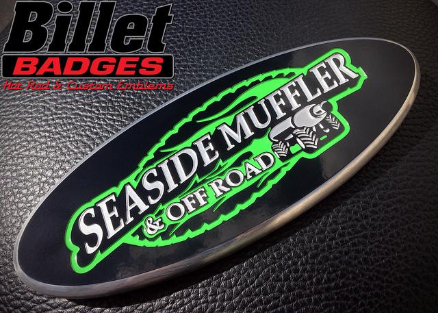 Seaside Muffler