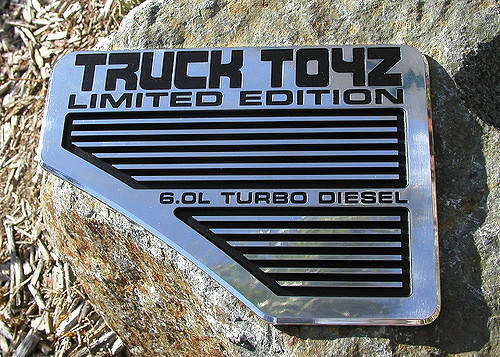 Truck Toyz Limited Edition